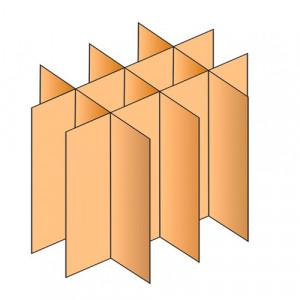 Решетки из гофрокартона