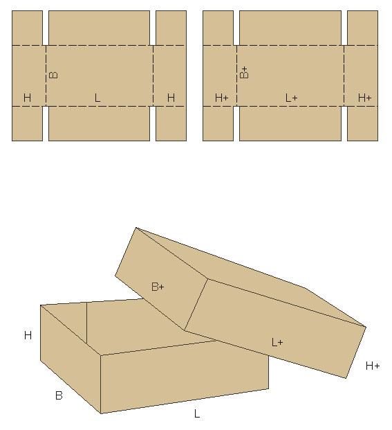 картинки разверток коробок касается сегодняшнего юбилея